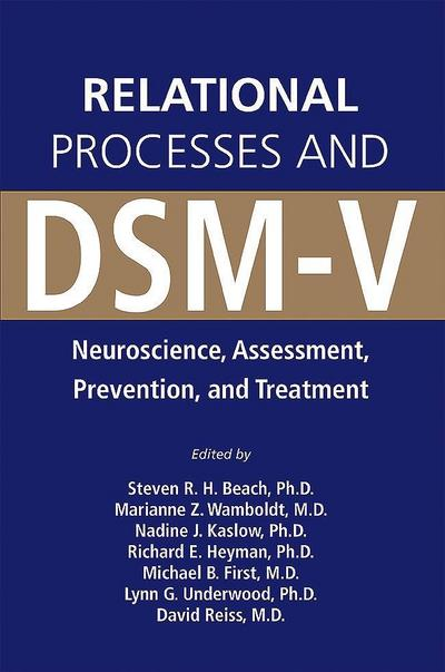 Relational Processes and DSM-V