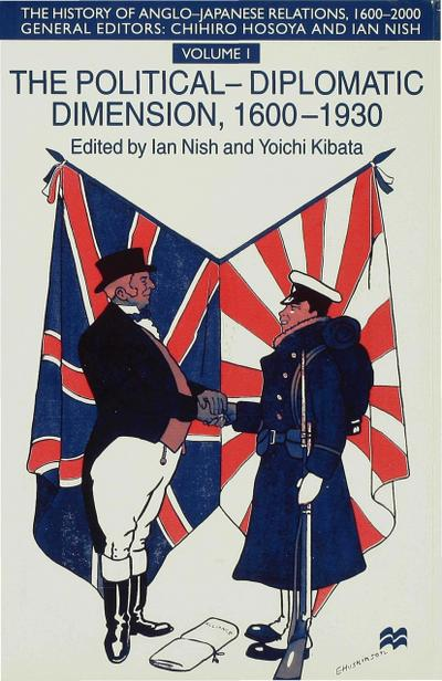 The The History of Anglo-Japanese Relations, 1600-2000