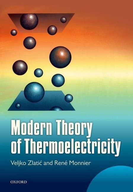 Modern Theory of Thermoelectricity Veljko Zlatic