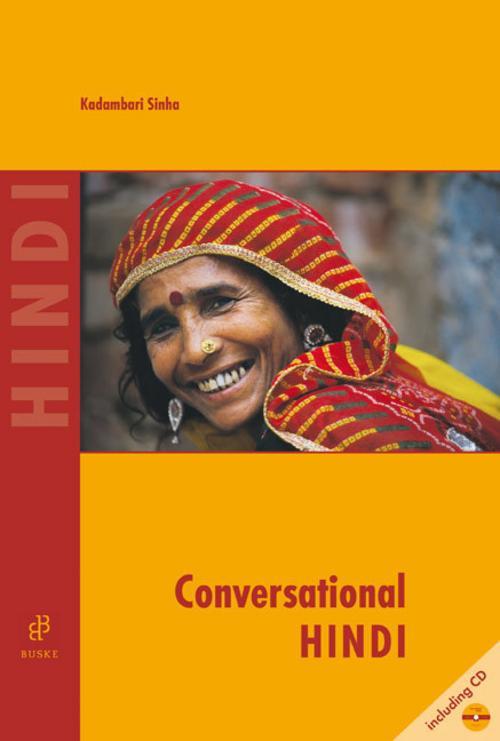 Conversational Hindi Kadamabari Sinha 9783875485721