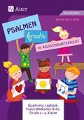 Psalmen kreativ im Religionsunterricht