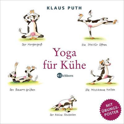 Yoga für Kühe48 S. - 21,00 x 21,00 cm