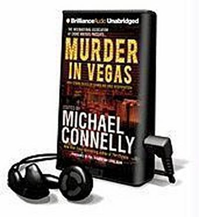 Murder in Vegas: New Crime Tales of Gambling and Desperation [With Earbuds]