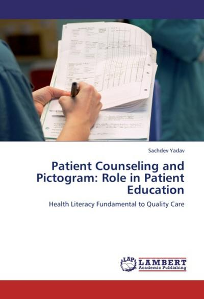 Patient Counseling and Pictogram: Role in Patient Education