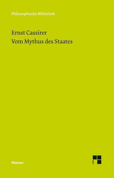Vom Mythus des Staates