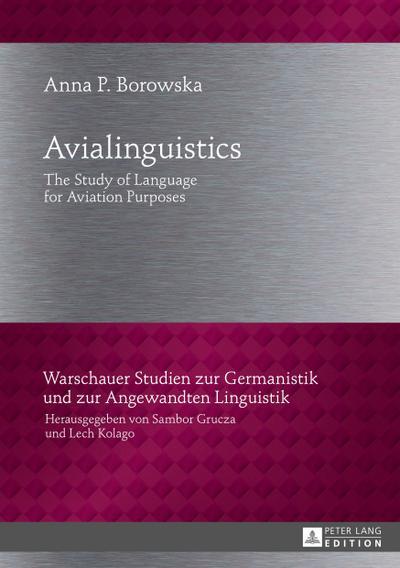 Avialinguistics