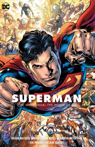 Superman Vol. 2: The Unity Saga