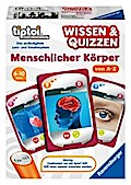 tiptoi® tiptoi® Wissen & Quizzen, Menschlicher Körper (Spiel-Zubehör)