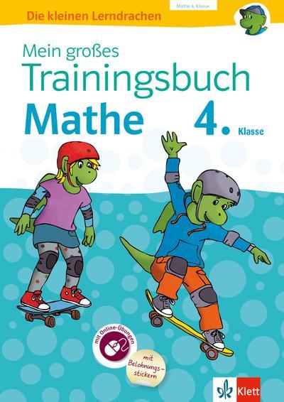 Mein großes Trainingsbuch Mathematik 4. Klasse