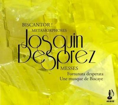 Josquin Et L'Espagne