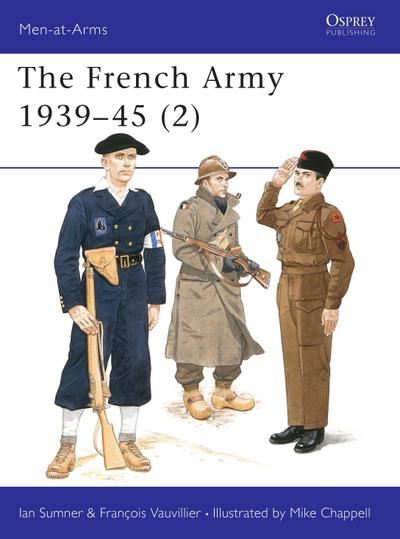 The French Army 1939-45 (2)