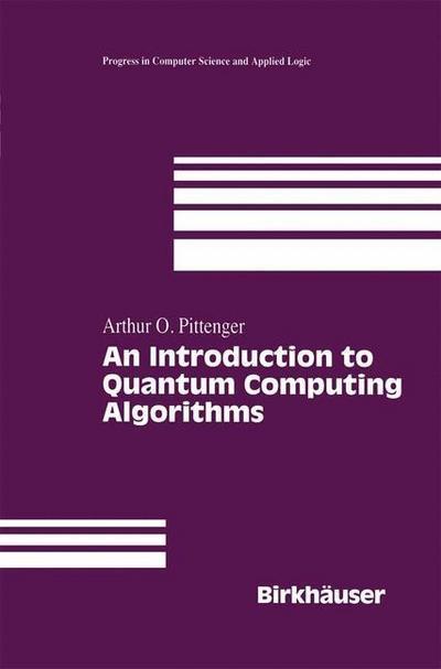 Introduction to Quantum Computing Algorithms