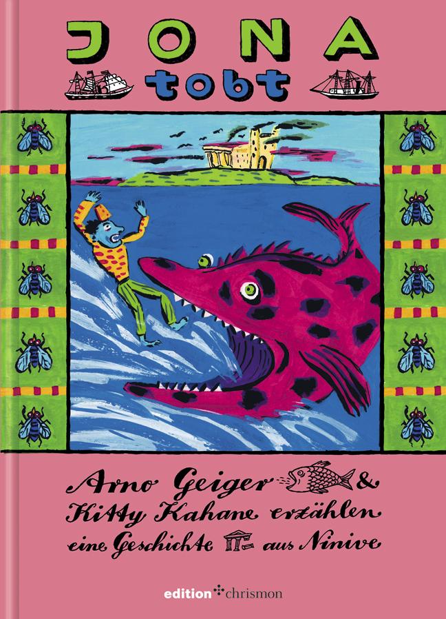 Arno Geiger ~ Jona tobt 9783869211046