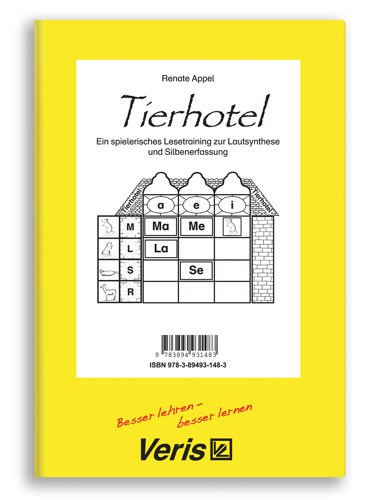 Tierhotel. Spielbogen - Renate Appel -  9783894931483