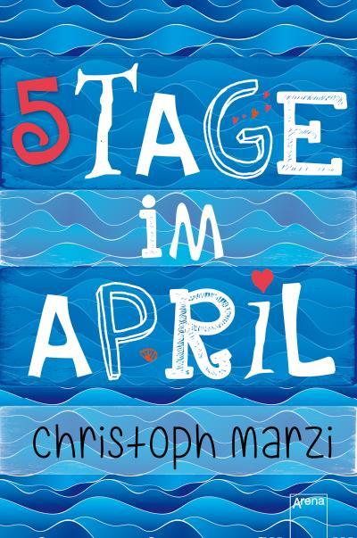 5 Tage im April   ; Deutsch; ca. 328 S., Mit UV-Lackierung auf dem Cover