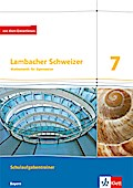 Lambacher Schweizer Mathematik für Gymnasien 7. Schulaufgabentrainer: Schulaufgabentrainer. Schülerheft mit Lösungen Klasse 7 (Lambacher Schweizer. Ausgabe für Bayern ab 2017)