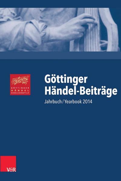 Göttinger Händel-Beiträge, Band 15
