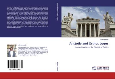 Aristotle and Orthos Logos