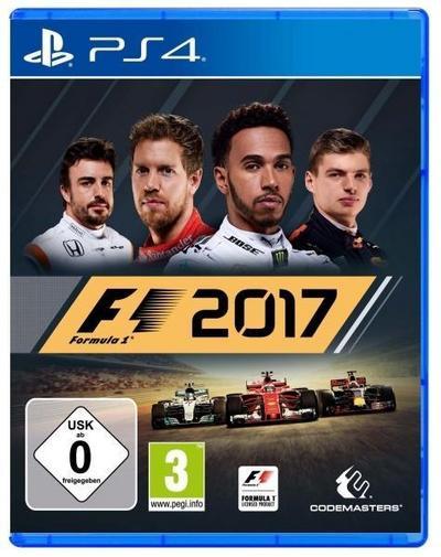 F1 2017 NEU (PlayStation PS4)