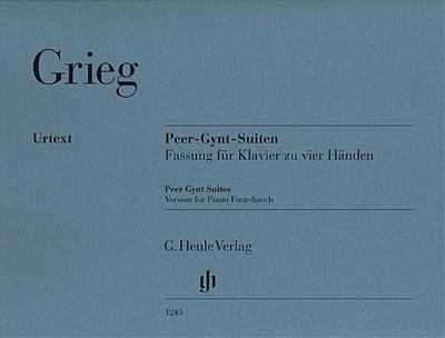 Peer-Gynt-Suiten op. 46 und op.55