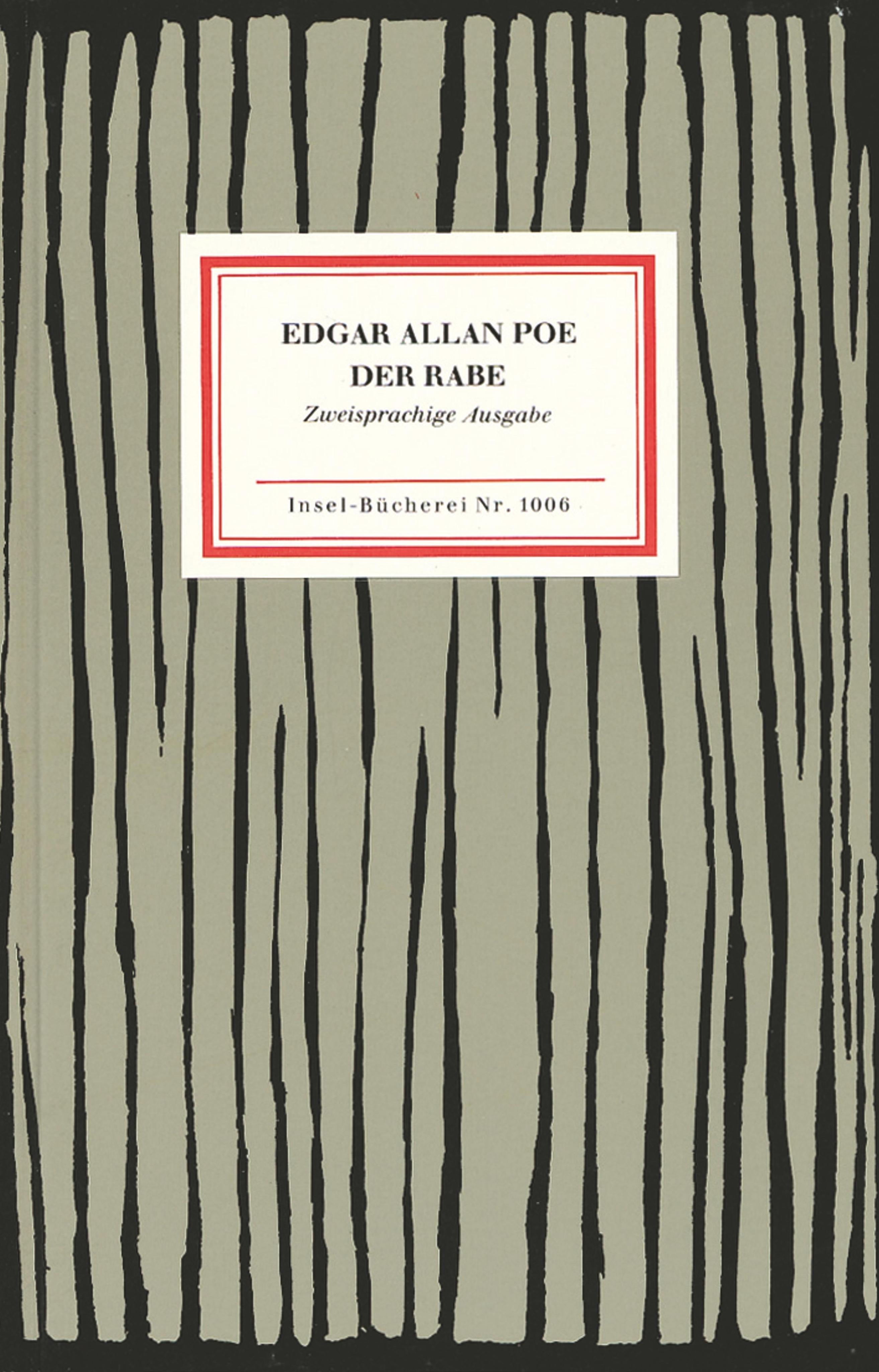 NEU Der Rabe Edgar Allan Poe 190066