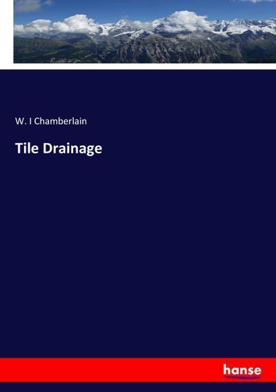 Tile Drainage