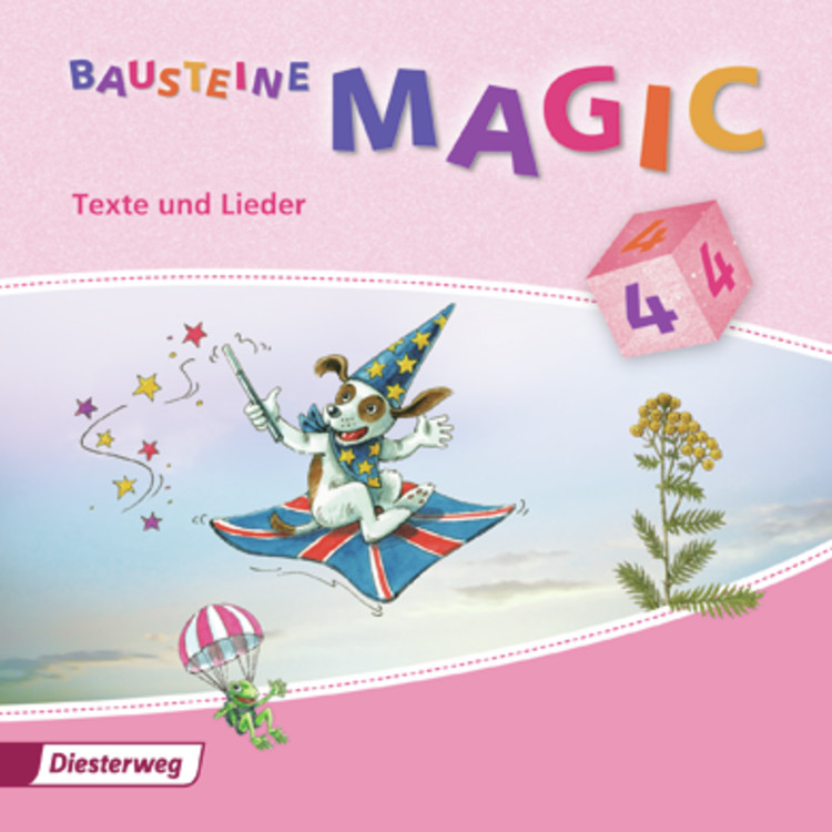 Bausteine Magic 4. CD. Texte und Lieder
