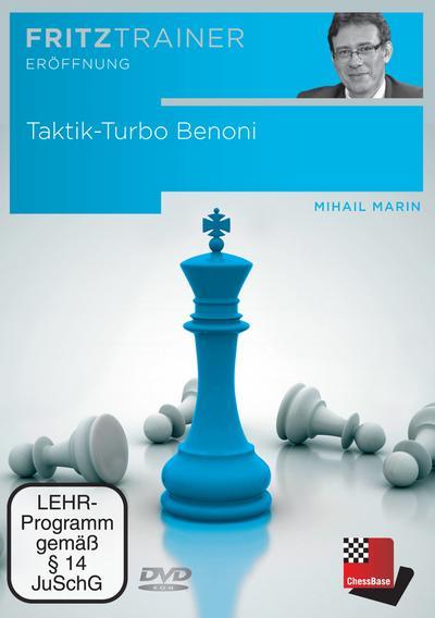 Taktik-Turbo Benoni, DVD-ROM