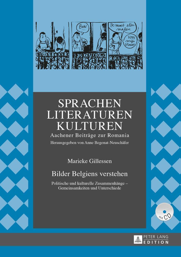 Bilder Belgiens verstehen | Marieke Gillessen |  9783631665831