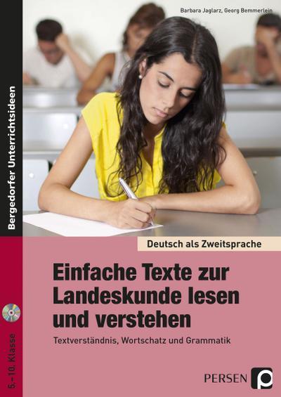 Einfache Texte zur Landeskunde lesen und verstehen
