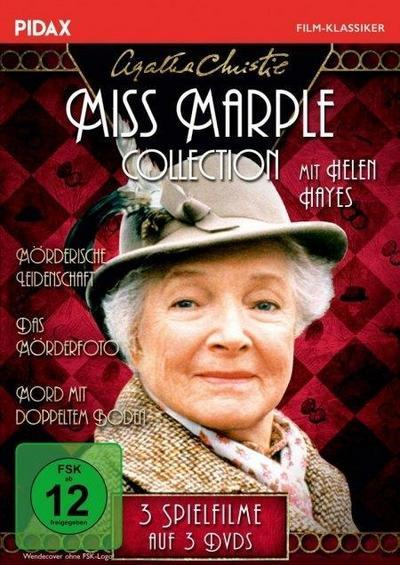 Agatha Christie: Miss Marple Collection, 3 DVD