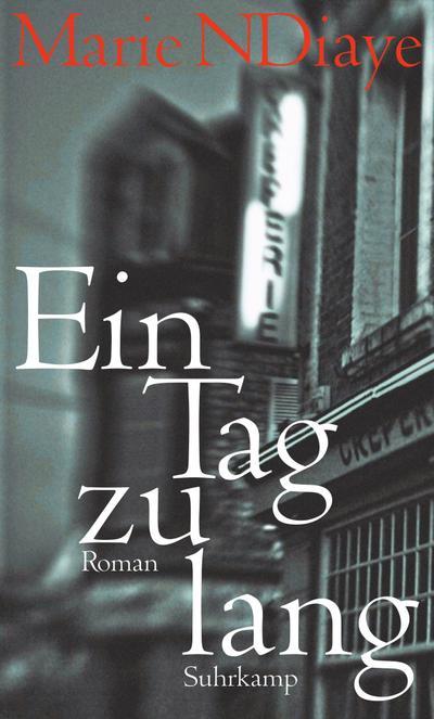 Ein Tag zu lang: Roman