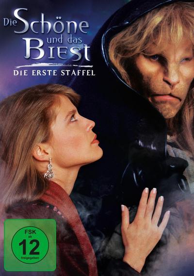 Die Schöne und das Biest (1987). Season.1, 6 DVDs (Replenishment)