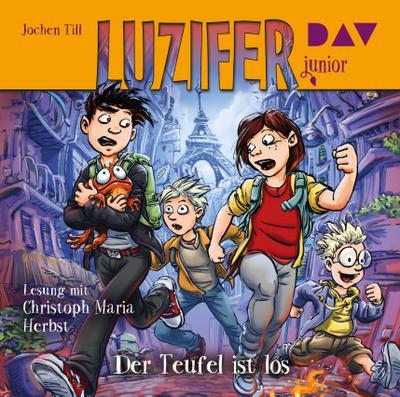 Luzifer junior - Teil 4: Der Teufel ist los