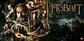 Der Hobbit Panoramakalender - Kalender 2018