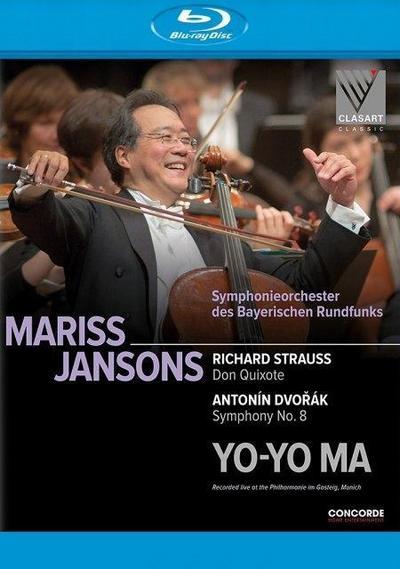 Richard Strauss: Don Quixote / Antonín Dvorák: Symphony No. 8