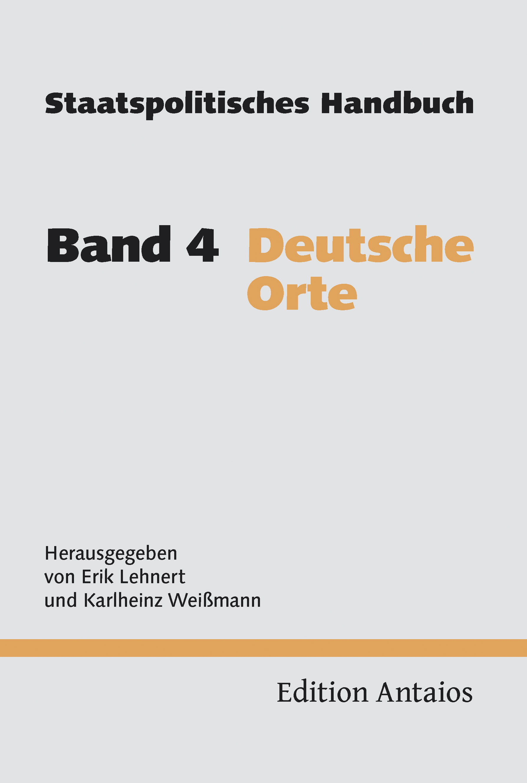Deutsche Orte Erik Lehnert