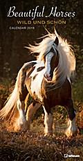 Beautiful Horses 2019 Wandkalender