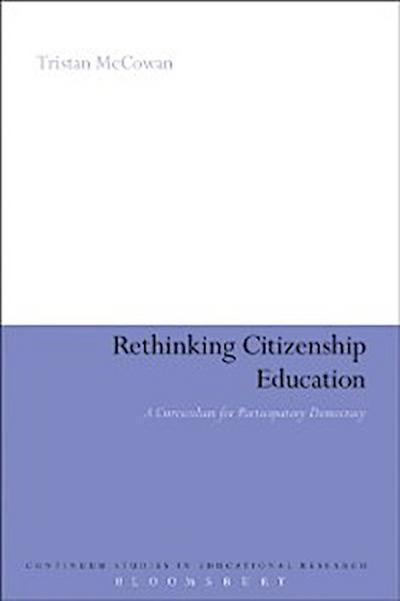 Rethinking Citizenship Education