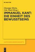 Immanuel Kant - Die Einheit des Bewusstseins