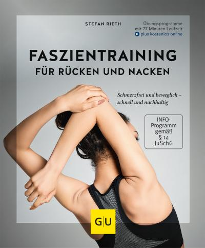 Faszientraining für Rücken und Nacken