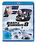 Fast & Furious 8, Blu-ray