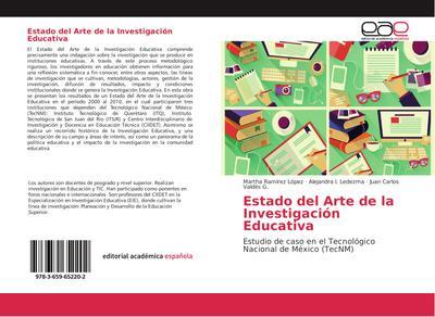 Estado del Arte de la Investigación Educativa