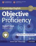Objective Proficiency: Student's Book with an ...