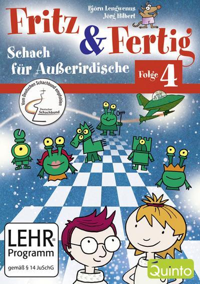 Fritz & Fertig 4. Schach für Außerirdische