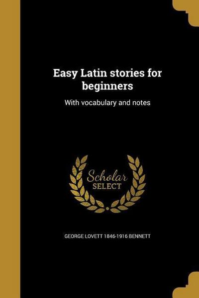 LAT-EASY LATIN STORIES FOR BEG