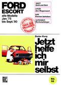 Ford Escort II alle Modelle ab Januar '75; Je ...