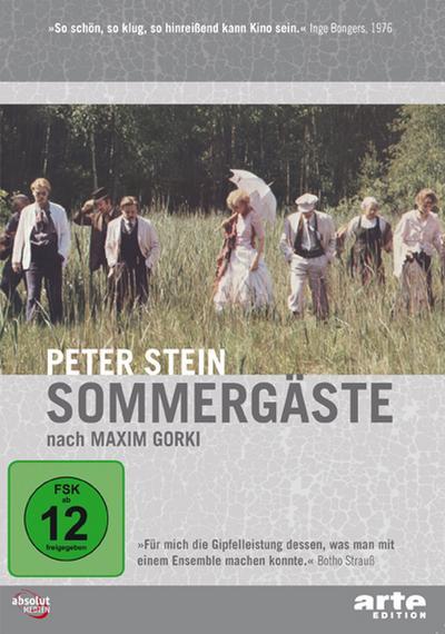 Sommergäste (1975), 1 DVD