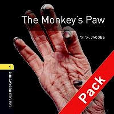 Oxford Bookworms Library: 6. Schuljahr, Stufe 2 - The Monkey's Paw: Reader und CD