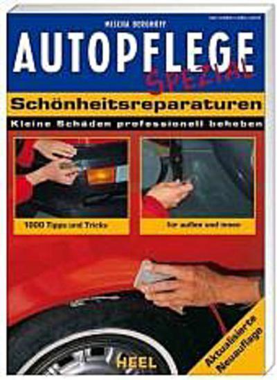 Autopflege Spezial: Schönheitsreparaturen: Kleine Schäden professionell beheben